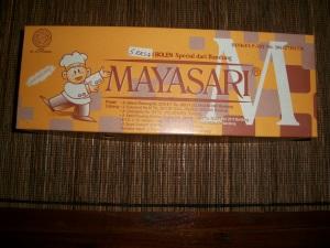 Roti Mayasari (bolen)