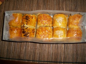 Roti mayasari lima rasa