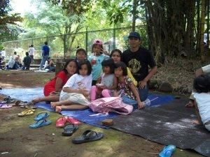 Kami dan murid ngaji di Ragunan
