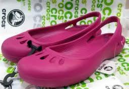 Sepatu Crocs Malindi Berry
