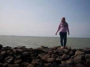 pinggir pantai
