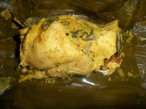 pepes ayam satuan-kcl