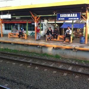 Stasiun Sudimara