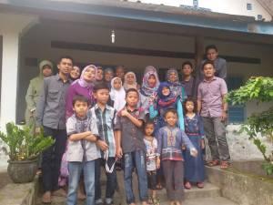 Keluarga besar Moehjiddin