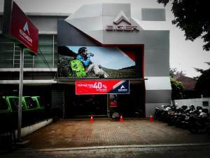 Eiger Store Bogor