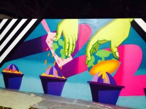 Mural Bumi Kita