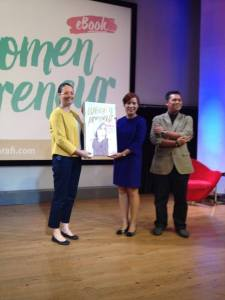 Launching Buku Womanpreneur karya Nilamsari