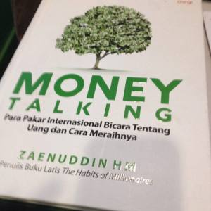 Sampul Buku Money Talking