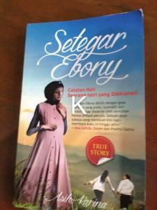 Sampul Buku Setegar Ebony