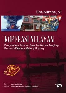 Sampull buku Koperasi Nelayan
