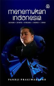 Sampul Buku Menemukan Indonesia