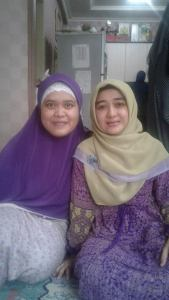 bersama Ibu Nyai Lilik Umi Kaltsum, Guru Ngaji di PPSPA Jogja
