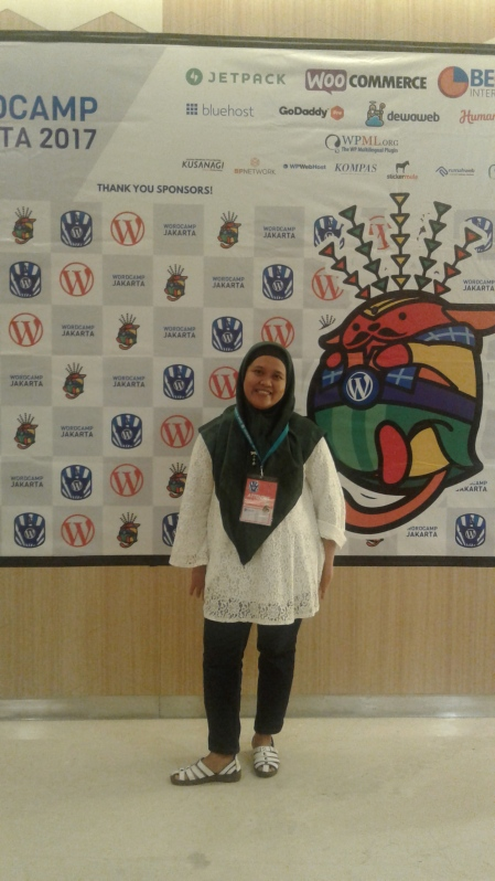 Foto dulu Saat Break di Wordcamp 2017
