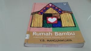 Sampul Buku-Rumah Bambu