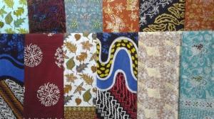Aneka motif dan corak batik Sukabumi